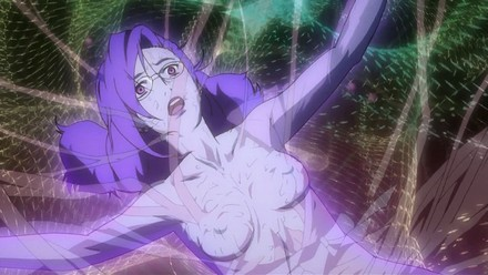 Basically, this entire episode was about fanservice, be it mecha or regular pr0n
