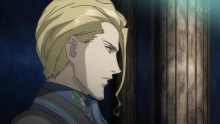 Ariabart is relieved of his home suspention. He'll get a chance to drink some wine in the next episode.