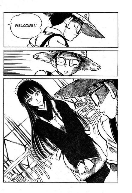 Natsu no Arashi - Chapter 1