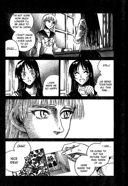 Natsu no Arashi - Chapter 6
