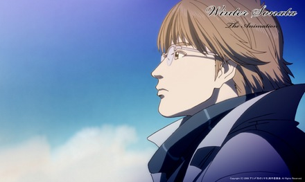 Winter Sonata Is A New Anime Based On Popular Korean Drama To Be Released In 2009 The Official Website Published Some Nice Music Recently