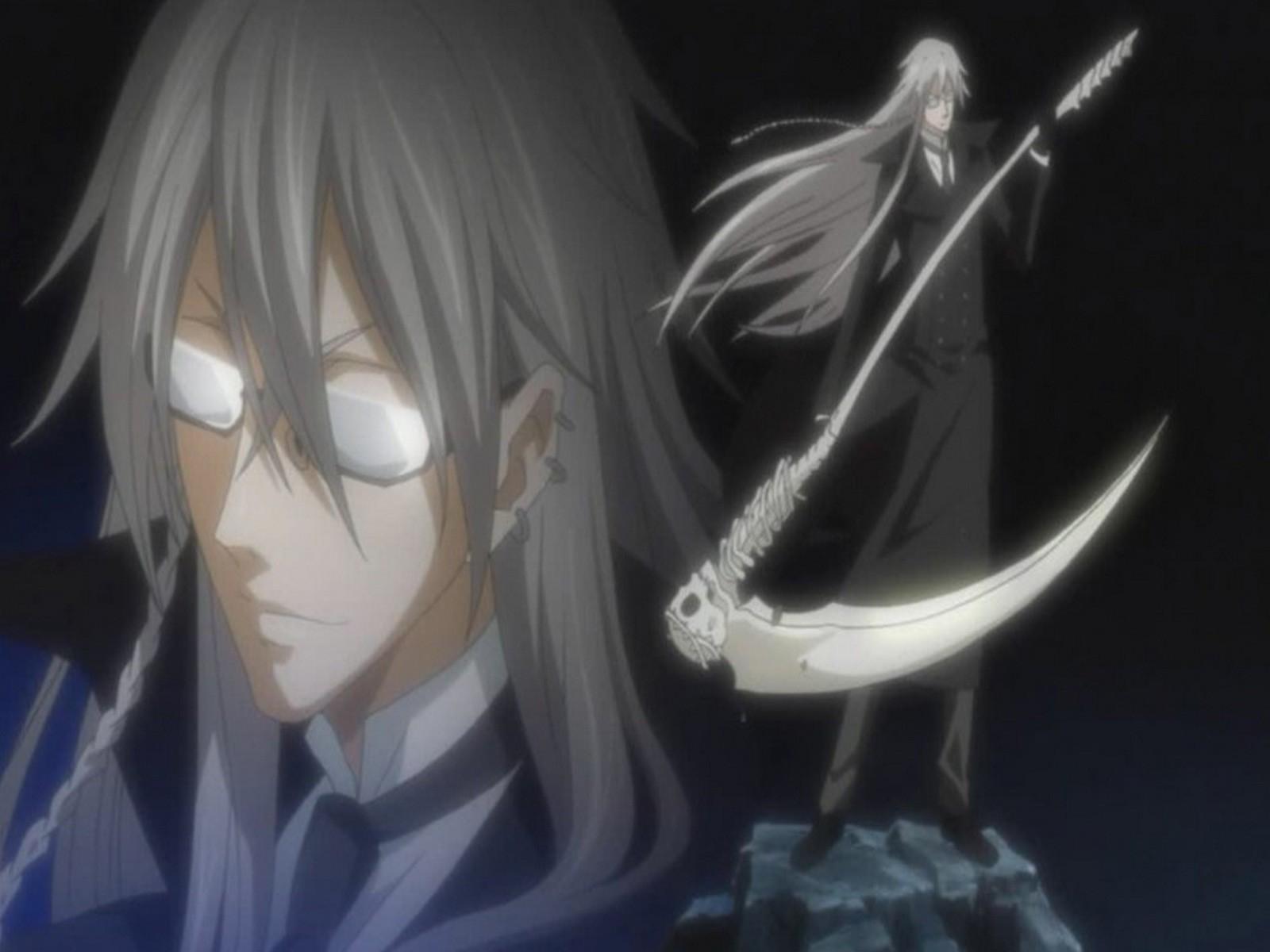 Kuroshitsuji Wallpaper: Undertaker