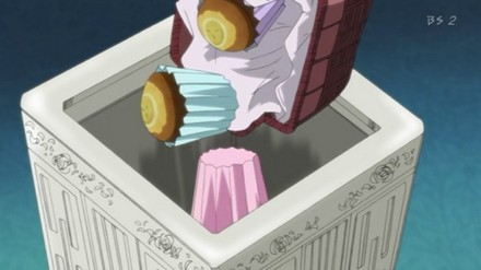 It was so sad that Quinza threw away Kajika's cupcakes :( His plot is becoming more clear now...