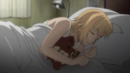 Maria dreams of...