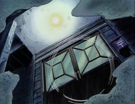 Art director Chitose Asakura created beautiful environment for the series.