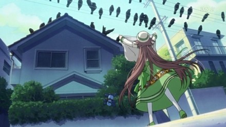Yay! Birdies need food too :P