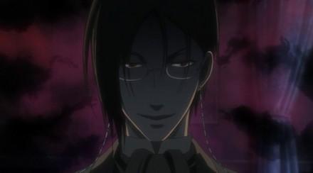 Very scary Sebastian