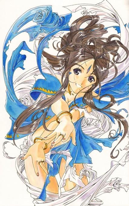 Belldandy Ah My Goddess